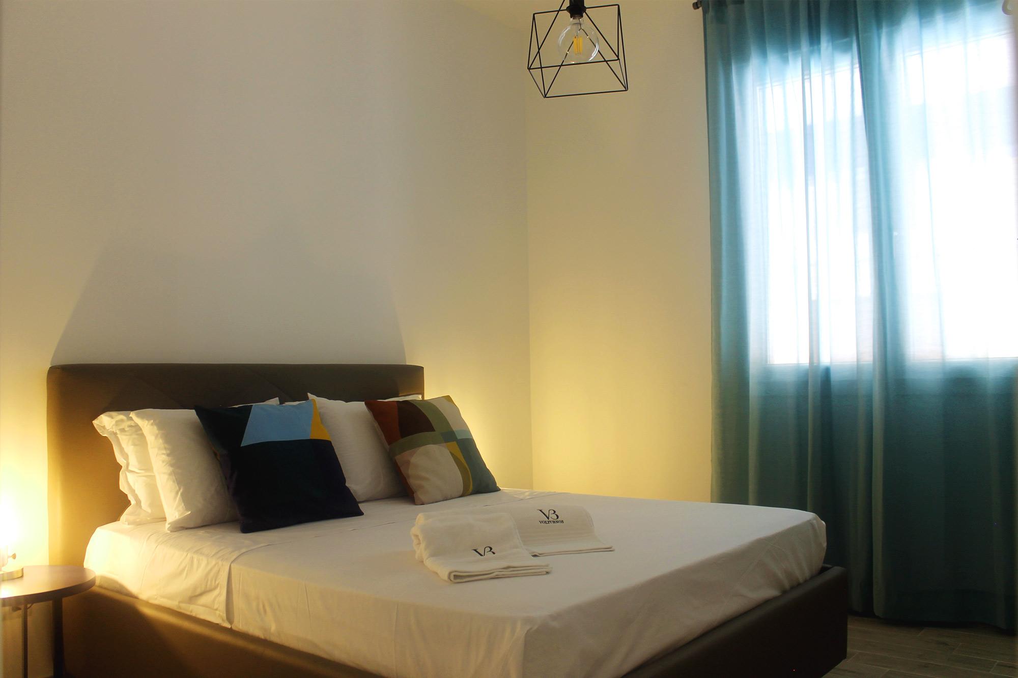 Appartamento Deluxe © Volturno3 - Suites & more